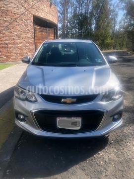 Chevrolet Sonic Premier Aut usado (2017) color Plata precio $180,000