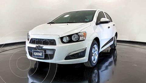 Chevrolet Sonic LS usado (2015) color Blanco precio $129,999