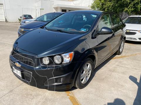 Chevrolet Sonic LT usado (2014) color Negro precio $114,900