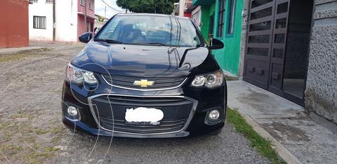 Chevrolet Sonic Premier Aut usado (2017) color Negro precio $170,000