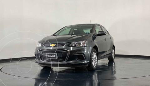 Chevrolet Sonic LT HB Aut usado (2017) color Gris precio $184,999