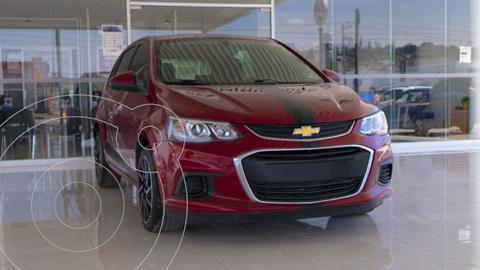 Chevrolet Sonic LT HB usado (2017) color Rojo precio $179,000