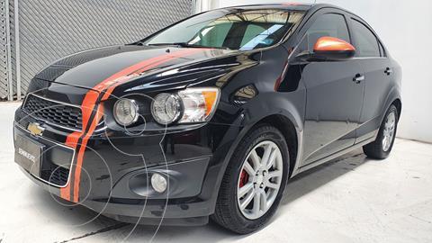 Chevrolet Sonic LTZ Aut usado (2015) color Negro precio $145,520
