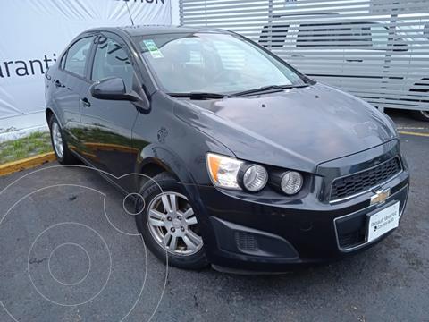 Chevrolet Sonic LT usado (2013) color Negro Carbon precio $100,000