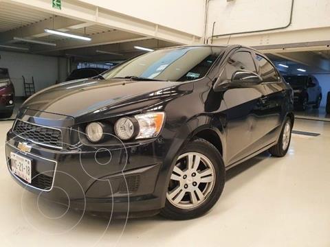 Chevrolet Sonic LT Aut usado (2014) color Negro precio $139,100