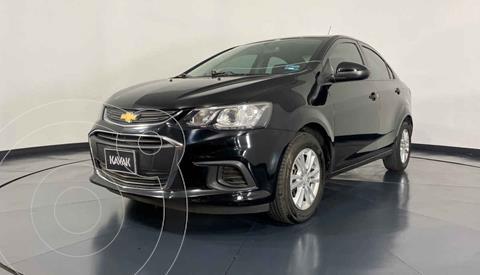 Chevrolet Sonic LT Aut usado (2017) color Gris precio $164,999