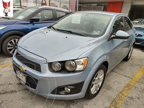 Chevrolet Sonic LTZ Aut usado (2012) color Azul Claro precio $130,000