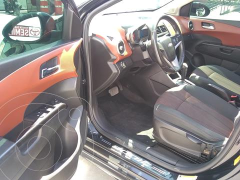 Chevrolet Sonic LTZ Aut usado (2015) color Negro precio $147,000