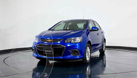 Chevrolet Sonic LT HB Aut usado (2017) color Azul precio $182,999