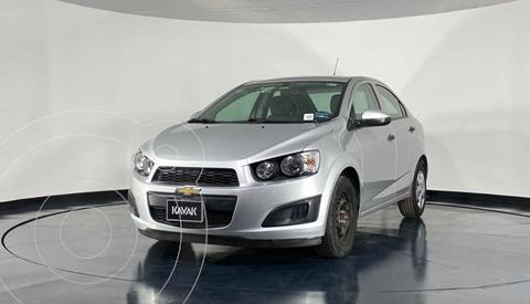 Chevrolet Sonic LS usado (2016) color Plata precio $159,999