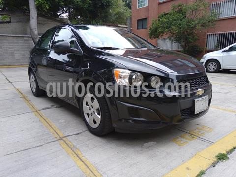 Chevrolet Sonic LS usado (2013) color Negro precio $104,900
