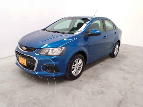 Chevrolet Sonic LT usado (2017) color Azul precio $172,750