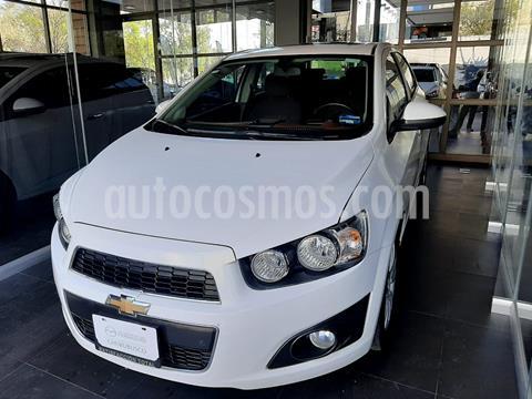 Chevrolet Sonic LTZ Aut usado (2016) color Blanco precio $153,000