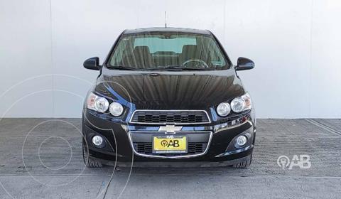 Chevrolet Sonic LTZ Aut usado (2016) color Negro precio $149,000