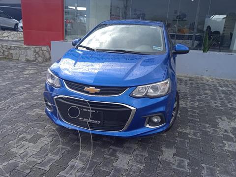 Chevrolet Sonic Premier Aut usado (2017) color Azul precio $180,000