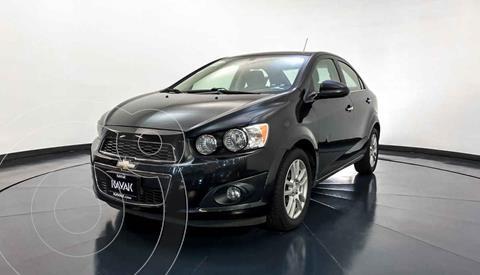 Chevrolet Sonic LTZ Aut usado (2012) color Negro precio $109,999