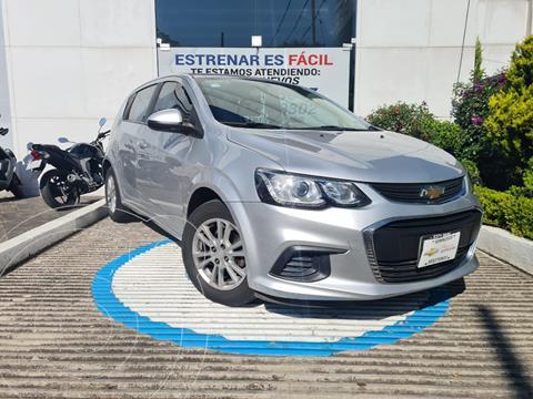 Chevrolet Sonic LT HB usado (2017) color Plata Dorado precio $165,000