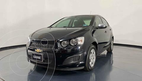 Chevrolet Sonic LS usado (2016) color Negro precio $134,999
