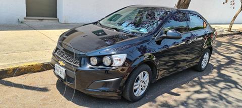 Chevrolet Sonic LT usado (2016) color Negro precio $115,500