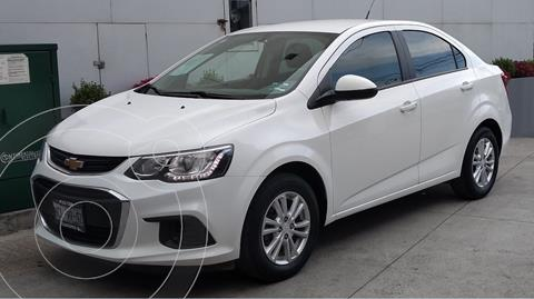 Chevrolet Sonic LT Aut usado (2017) color Blanco precio $185,000