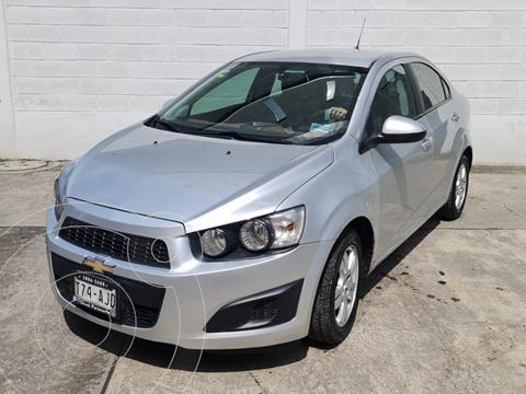 Chevrolet Sonic LT usado (2016) color Plata Brillante precio $167,000