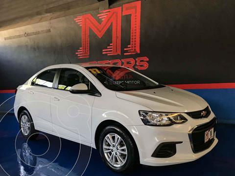 Chevrolet Sonic LT Aut usado (2017) color Blanco precio $169,800