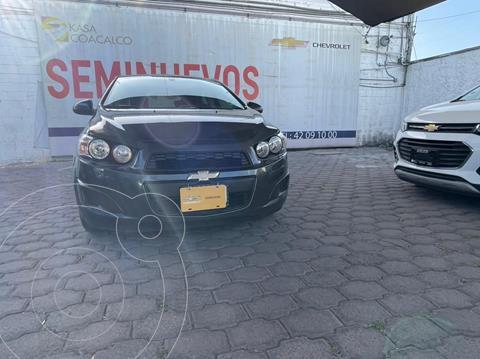 Chevrolet Sonic LT usado (2016) color Negro precio $160,000