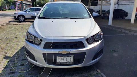 Chevrolet Sonic LT usado (2016) color Plata precio $149,000