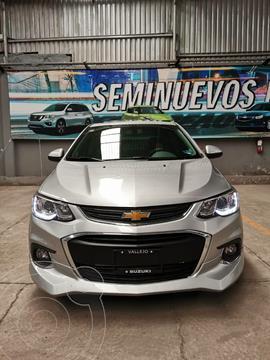 Chevrolet Sonic Premier Aut usado (2017) color Plata Brillante precio $190,000