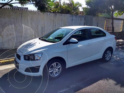 Chevrolet Sonic LT Aut usado (2016) color Blanco precio $120,000