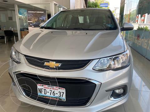 Chevrolet Sonic LT usado (2017) color Gris precio $165,000