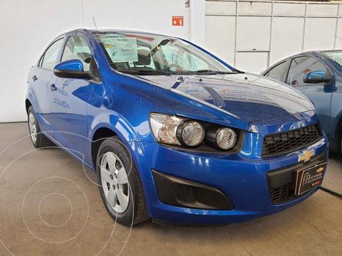 Chevrolet Sonic LS usado (2016) color Azul precio $169,000