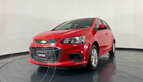 Chevrolet Sonic LT HB usado (2017) color Rojo precio $169,999