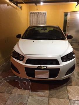 Chevrolet Sonic LS usado (2013) color Blanco precio $88,000