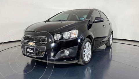 Chevrolet Sonic LTZ Aut usado (2016) color Negro precio $164,999