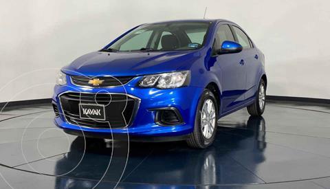 Chevrolet Sonic LT Aut usado (2017) color Azul precio $167,999