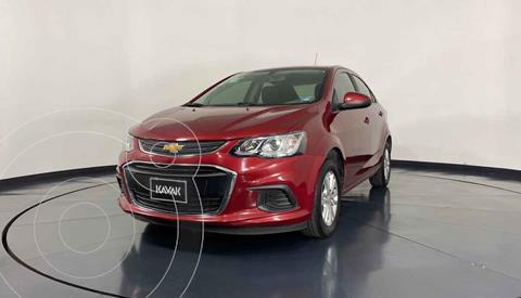 foto Chevrolet Sonic LT Aut usado (2017) color Rojo precio $167,999