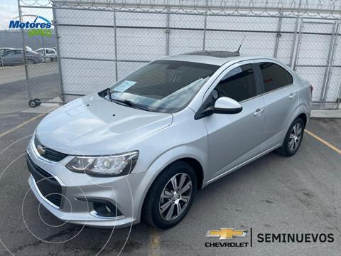 Chevrolet Sonic LTZ Aut usado (2017) color Plata Dorado precio $214,900