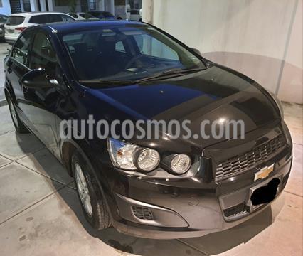 Chevrolet Sonic LT usado (2016) color Negro precio $130,000