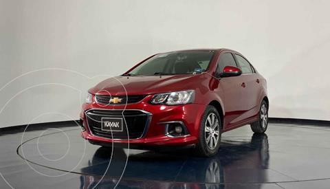 Chevrolet Sonic Premier Aut usado (2017) color Rojo precio $204,999