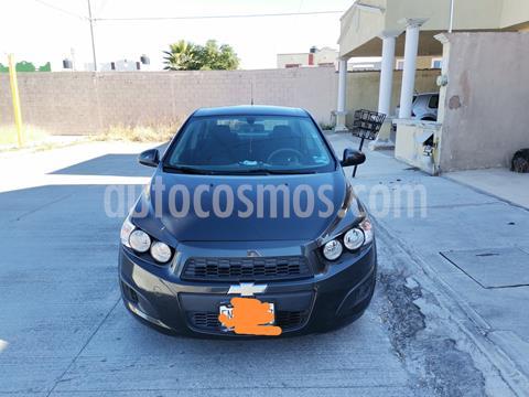 Chevrolet Sonic LT usado (2015) color Negro Carbon precio $125,000