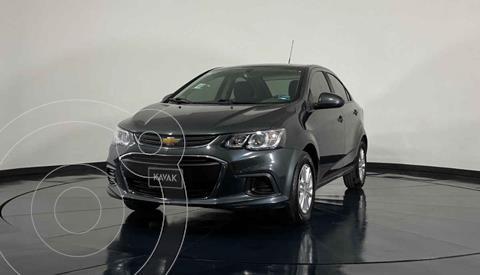 Chevrolet Sonic LT Aut usado (2017) color Gris precio $172,999