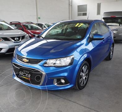Chevrolet Sonic LTZ Aut usado (2017) color Azul precio $169,000