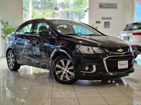Chevrolet Sonic LTZ Aut usado (2017) color Negro precio $195,000