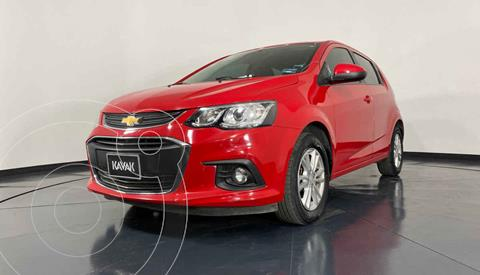 Chevrolet Sonic LT HB usado (2017) color Rojo precio $174,999