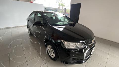 Chevrolet Sonic LTZ Aut usado (2017) color Negro precio $190,000