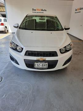 Chevrolet Sonic LT 1.6L L4 115HP AT usado (2016) color Blanco precio $165,000