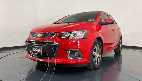 Chevrolet Sonic Premier Aut usado (2017) color Rojo precio $197,999
