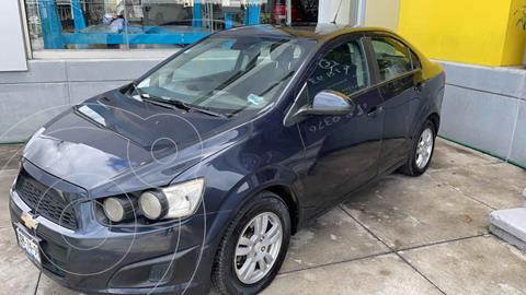 Chevrolet Sonic LT usado (2016) color Azul precio $167,000