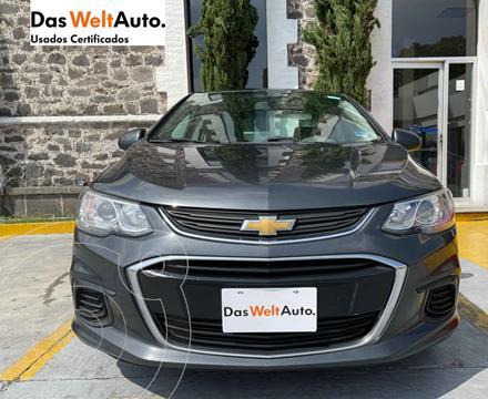 Chevrolet Sonic LT Aut usado (2017) color Gris precio $161,756